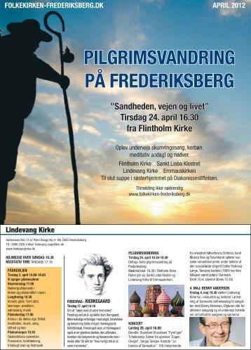 PILGRIMSVANDRING PÅ FREDERIKSBERG - this is the default ...