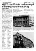 Mer gammelt enn nytt 3/2012 - Vålerenga Historielag - Page 6