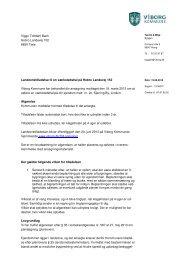 Læs tilladelsen (PDF) - Viborg Kommune