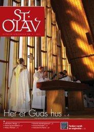St. Olav - katolsk kirkeblad 2011-1.pdf - Den katolske kirke