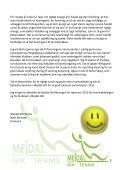 GIK TENNIS - Mejdal Tennis GIK - Page 3