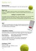 GIK TENNIS - Mejdal Tennis GIK - Page 4