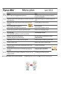 juni måneds menuplan - Page 2