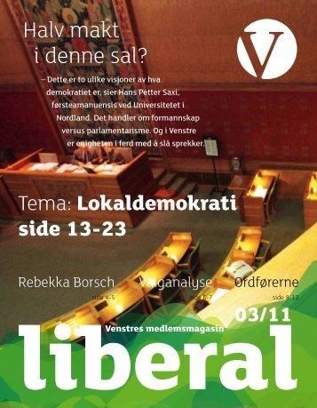 pdf-versjon - Venstre