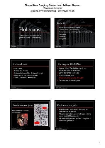 Holocaust - Simon Skov Fougt