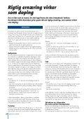Rigtig ernæring - folder fra DBU - Page 2