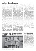 Læs Roeren fra oktober 2009 - Roskilde Roklub - Page 6