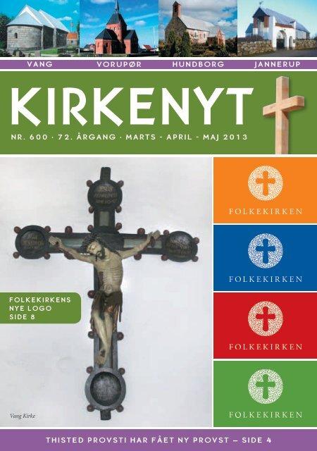 Kirkeblad 600 Marts - Maj 13 - Hundborg kirke