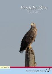 Årsrapport 2012 - Dansk Ornitologisk Forening