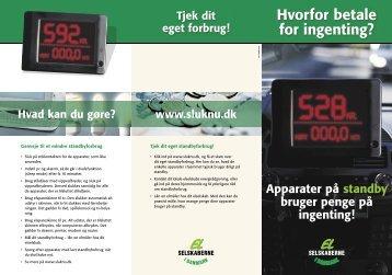 Myter & fakta om standbyforbrug - EnergiMidt