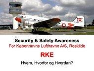 Klik her for at komme til kursussiden. - Roskilde Lufthavn