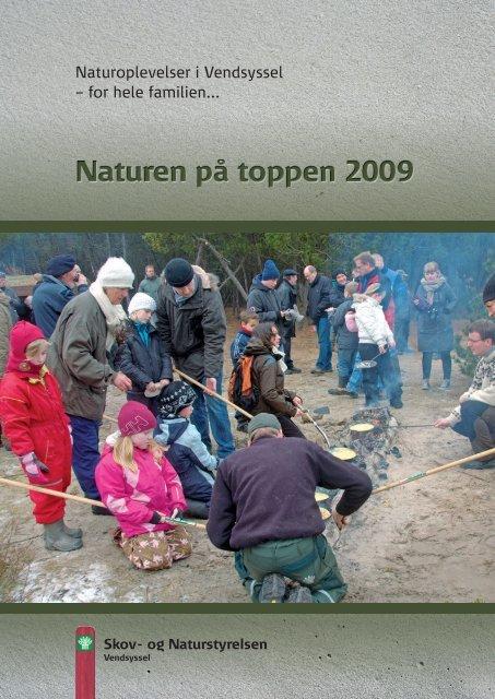 Naturen på toppen 2009 - Naturstyrelsen