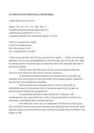 Prædiken 20. s.e.trin. (21.10.2012). - Værløse kirke