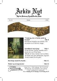 32 2010-2 (PDF) - Vinderup Egnshistoriske Forening
