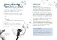 Påskefortællinger hos Bjarne Reuter og i Bibelen - Bibelselskabet