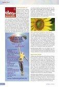 Aus- und Weiterbildung - Veranstaltungskalender für Körper Geist ... - Seite 6