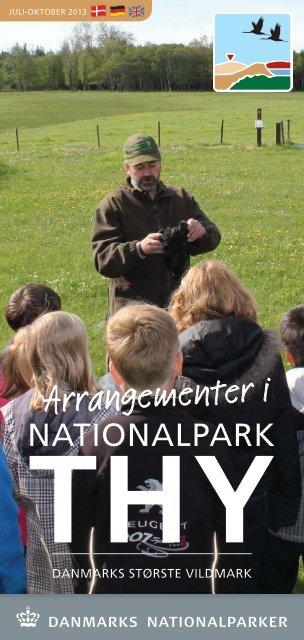 de danske ture - Danmarks nationalparker