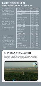 de danske ture - Danmarks nationalparker - Page 7