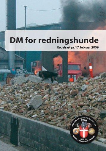 Regelsæt Version 1.04 - Redningshunden-Danmark
