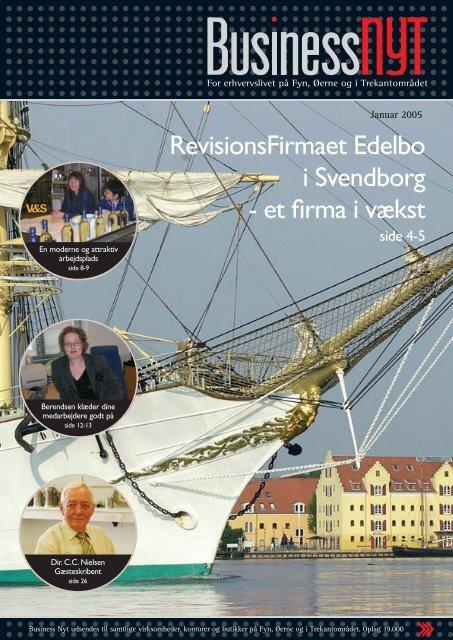 RevisionsFirmaet Edelbo i Svendborg - businessnyt.dk
