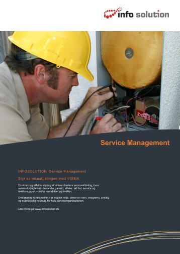 Service Management - Info Solution