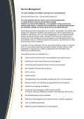Service Management - Info Solution - Page 2