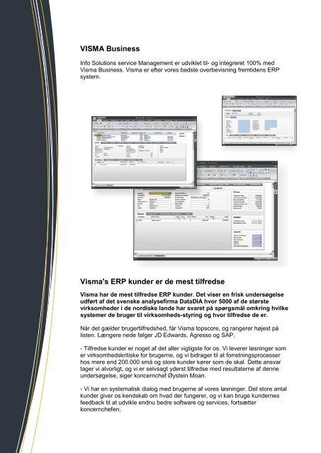 Service Management - Info Solution