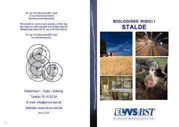STALDE - El- og VVS/BST