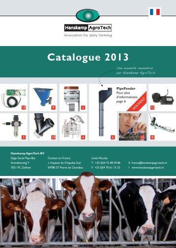 Download Catalogue - Hanskamp Agrotech