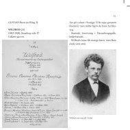 GUSTAVS B¡rn (se Bilag 3): WILFRED (31) (1843 1908). Stambog ...