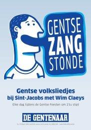 zangboekje 2012.indd - Het Nieuwsblad