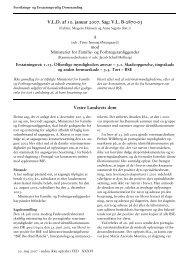Corel Ventura - BATCH108.CHP - Forsikrings- og Erstatningsretlig ...