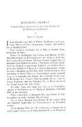 Knud E. Hansen: Kolding skibet