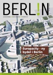 BERL!N nr. 1/2013 - EgnsINVEST Ejendomme Tyskland A/S