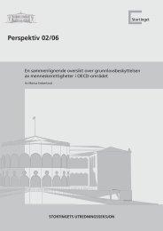 Perspektiv 02/06 - Stortinget