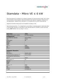 Mikro VE - Bilag B1 - VVS-Eksperten