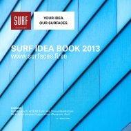SURF IDEA BOOK 2013 - Hubspot.net