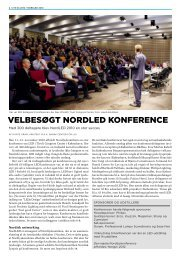 VELBESøGT NORDLED KONFERENCE - Dansk Center for Lys