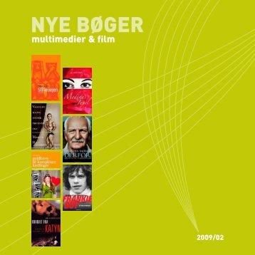 """Hent """"Nye bøger nr. 2 2009""""som pdf-fil"""