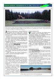 Brande Golfklub - Nyhedsbrev nr. 3 - dec. '12 (s. 1/4)