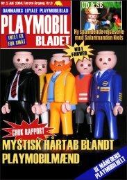 Læs PlaymobilBladet nr.2