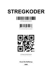 STREGKODER - Emu