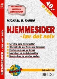 Hjemmesider - lær det selv af Michael Karbo - Forlaget Libris