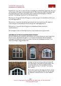 ANVISNINGER til Bygningsbevaring UDFØRELSE AF MUREDE STIK - Page 3