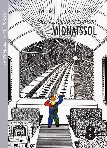Mads Kjeldgaard Hansen - Metro Litteratur