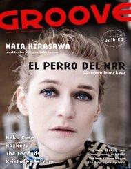 EL PERRO DEL MAR - Groove