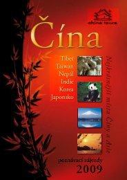 Tibet Taiwan Nepál Indie Korea Japonsko poznávací ... - China Tours