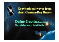 Gravitational Waves from Short Gamma-Ray Bursts