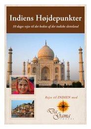 Indiens Højdepunkter - DaGama Travel