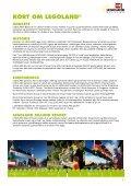 PRESSEMATERIALE - Legoland - Page 2